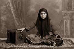 Shadi Ghadirian Camera